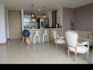Hermoso En El Esmeraldal, Apartamento en venta en Santa María De Los ángeles de 2 alcoba