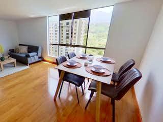 Apartamento de 70m2 en Bello, de tres habitaciones