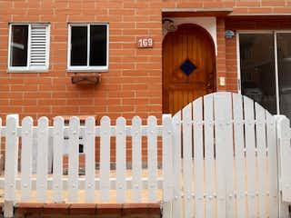 Casa en venta en Mota de 3 alcoba