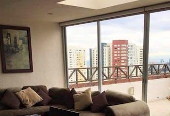 Departamento en venta en Jesus Del Monte con terraza.