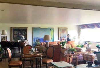 Apartamento en venta en Bosque De Chapultepec de 3 hab.