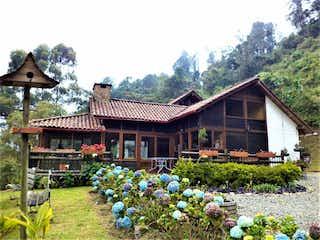 Vendo Casa Campestre En Medio De Reserva Con Vista A Envigado