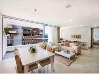 Apartamento en venta en Loma Del Atravezado, 86m²