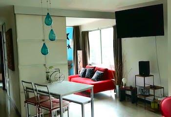 Departamento en venta, Roma Norte 115 m² con balcón
