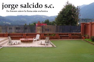 EXTRAORDINARIA RESIDENCIA EN SANTO TOMAS AJUSCO