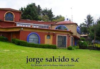 Casa en venta en Santo Tomas Ajusco, 500m² con Jardín...