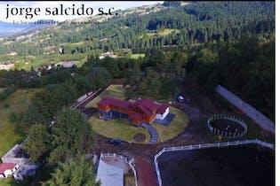 EXTRAORDINARIA CASA EN SANTO TOMAS AJUSCO