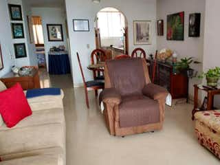 Apartamento en venta en La Floresta de 2 hab.
