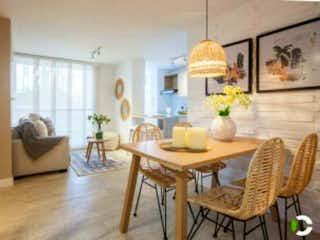 Apartamento en venta en San Nicolás, 57m² con Piscina...