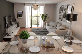 Apartamento en venta en Torre Blanca de 89m²