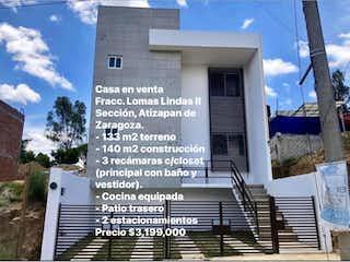 Casa en Venta en Lomas Lindas II Sección Atizapán de Zaragoza