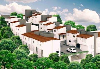Casa en venta en Santa Cruz Xochitepec 209m² con Jardín...