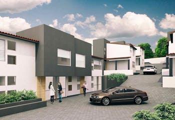Casa en venta en Santa Cruz Xochitepec con acceso a Jardín