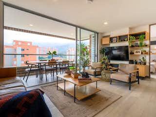 Apartamento en venta en Loma De Las Brujas con acceso a Gimnasio