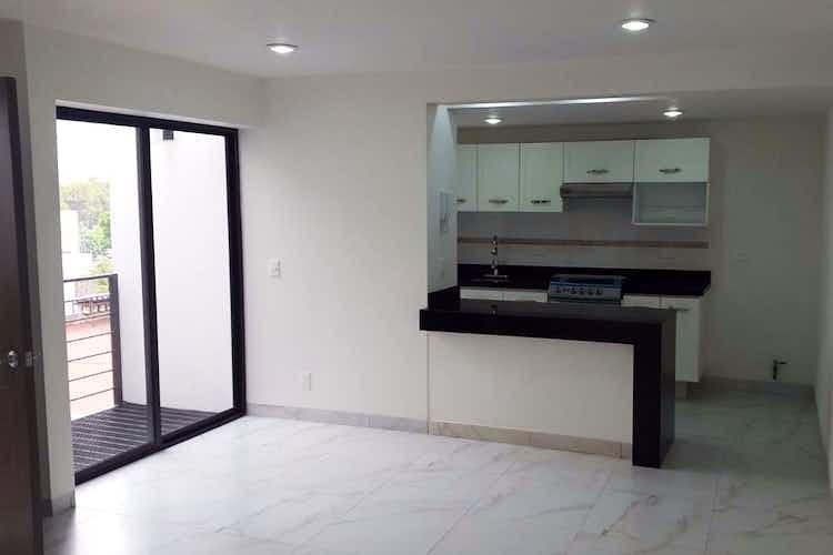 Portada Departamento en venta en Santa Cruz Atoyac, 87mt penthouse