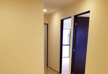 Departamento en venta en Narvarte de 151 mt con balcón