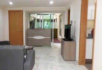 Estrene departamento int. 69 m2 + terraza, en 1er piso,  2 rec, 1 baño, 1 cajón