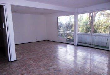 Departamento en venta en Narvarte, 105 mt con balcon.
