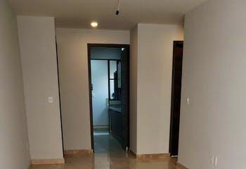 Departamento en venta en Narvarte, 79mt con balcon.