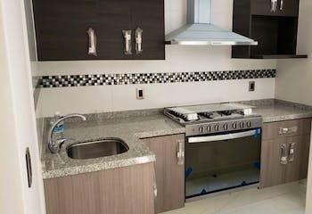 Estrene departamento de 68 m2, de 2 recs., 2 baños, 1 cajón, roof garden común