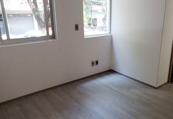 Estrene departamento de 65 m2, de 2 recs., 2 baños, 1 cajón, roof garden común