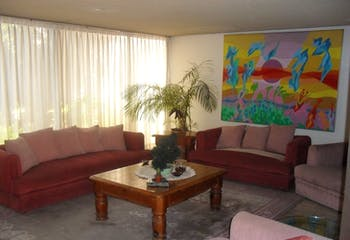 Casa en venta en Del Carmen, 350mt con chimenea