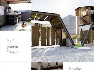 Departamento en venta en Res Las Fuentes, 72m²