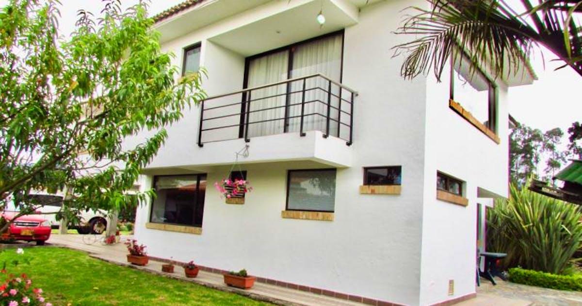 Casa Campestre En Venta En Sopo Sopo  da13db8e1c9