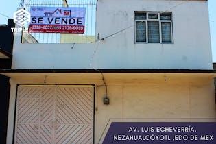 Casa en venta Reforma, Nezahualcoyotl