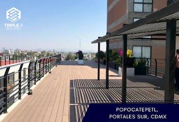 Venta de Departamento en Portales Sur 118 m2 con acabados finos
