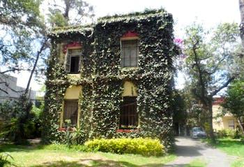 Chimalistac, Casa en venta de 5 hab. con Jardín...