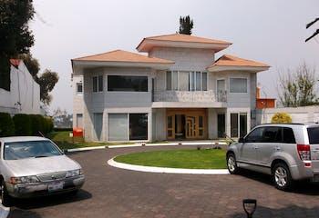 Preciosa residencia en venta en Bosques de las Lomas