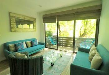 Departamento en venta, Condesa 96 m² con roof garden