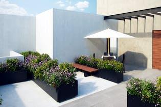 Piedad Narvarte Roof Garden