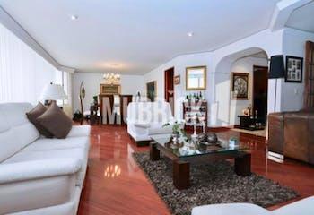 Apartamento en venta en Rincón Del Chicó de 191m²