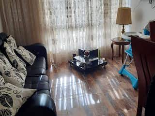 Apartamento en venta en Casco Urbano Mosquera, 55m² con Bbq...