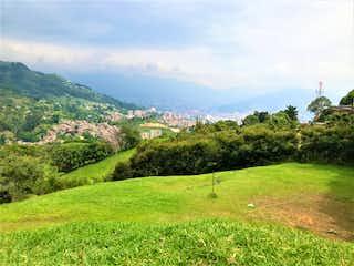 hermosa vista Escobero Envigado, Lote en venta en Loma Del Escobero de 1854m²