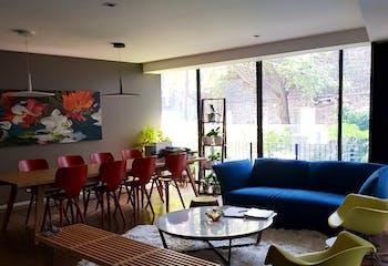 Apartamento en venta en Lomas De Chapultepec de 3 hab. con Gimnasio...