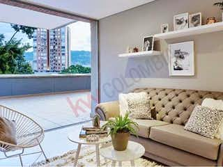 Apartamento en venta en Santa María De Los ángeles 91m²