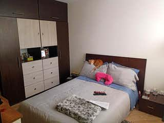 Apartamento en venta en Casco Urbano Tocancipá, 58m² con Bbq...