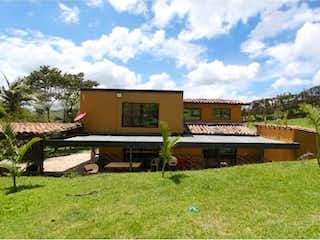 Casa Campestre En Venta En Guarne Vereda Chaparral