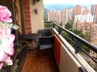 Apartamento en venta en Loma De Los Bernal, 75m² con Jardín...