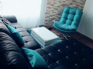 Apartamento en venta en Casco Urbano Funza de 55m²