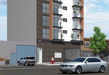 Departamento # 601 de 77.00 m2 con 2 recámaras, Lázaro Cárdenas 819 , Portales,