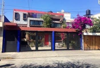 Casa 5 rec, 3.5 baños, 3 autos, Copilco Universidad, Coyoacan, CDMX