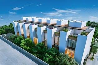 TOWN HOUSE EN PRE VENTA, 3 RECAMARAS, 2.5 BAÑOS, 2 ESTACIONAMIENTOS, ROMA SUR
