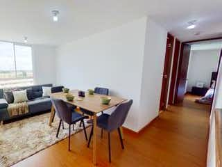 Apartamento en venta en Barrio San José de Bavaria, 54mt