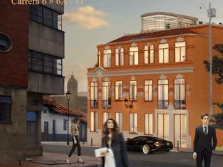 Nuevos LOFTS y APTOS. en el Centro Histórico de Bogotá