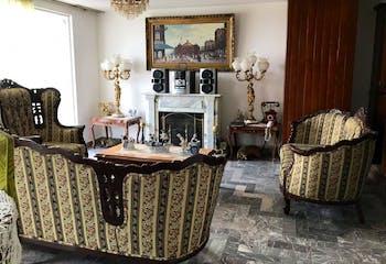 Casa en venta en El Dorado, 335mt de cuatro niveles