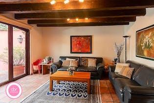 Casa en venta en San Ángel de 652mts2, dos niveles